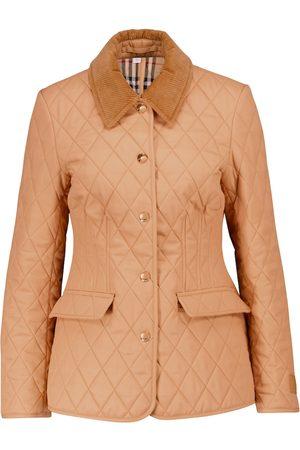 Burberry Kobieta Kurtki - Quilted jacket