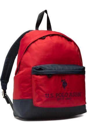 U.S. Polo Assn. Plecaki - Plecak - New Bump Backpack Bag Nylon BIUNB4855MIA260 Navy/Red