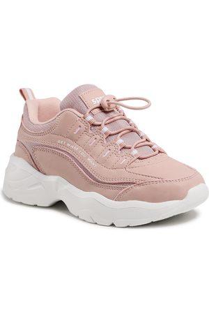 Sprandi Dziewczynka Sneakersy - Sneakersy - CP40-8547Z Pink 2