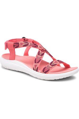 Halti Kobieta Sandały - Sandały - Shae W Sandal 054-2646 Hot Coral R46