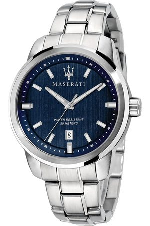 Maserati Zegarek - Successo R8853121004 Silver/Silver