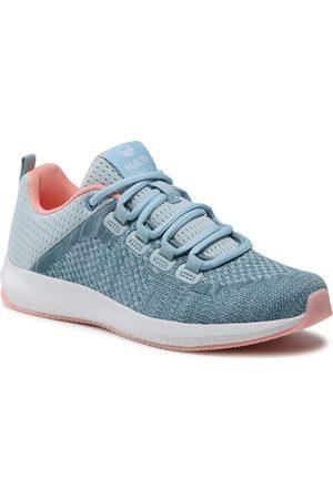 Halti Kobieta Sneakersy - Sneakersy - Leto 2 W Sneaker 054-2608 Ice Mint T521