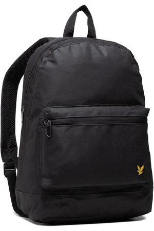 Lyle & Scott Plecaki - Plecak - Backpack BA1200A True Black 572