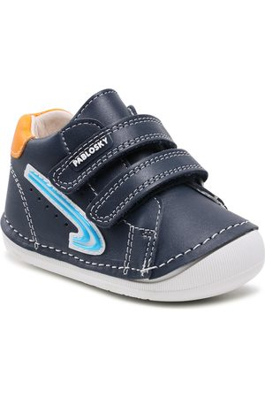 Pablosky Chłopiec Jeansy - Półbuty - StepEasy by 090722 Seta Blue Jeans S