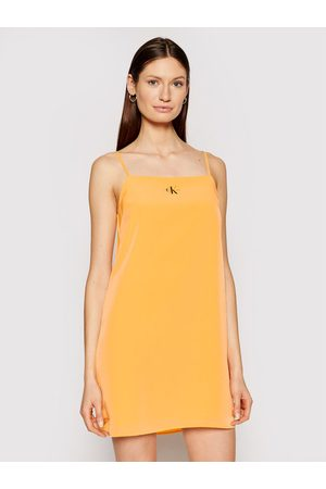 Calvin Klein Sukienka codzienna J20J215669 Regular Fit