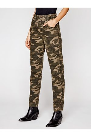 ONE TEASPOON Jeansy Camo Pioneer 23599 Relaxed Fit