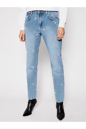 ONE TEASPOON Jeansy Pac Star Awe Bag 23631 Straight Leg