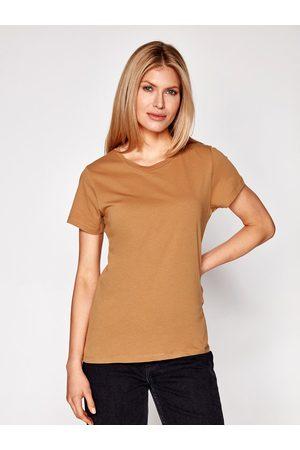 Samsøe Samsøe T-Shirt Solly Tee Solid 205 F00012050 Regular Fit