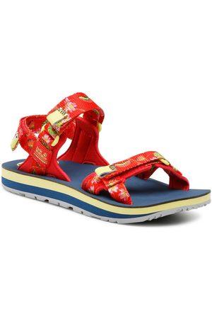 Jack Wolfskin Sandały Outfresh Deluxe Sandal W 4039451-7828030