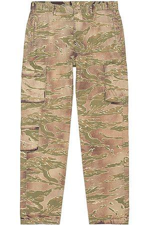 JOHN ELLIOTT Mężczyzna Bojówki - Utility Cargo Pants in - Green. Size L (also in S, M, XL).