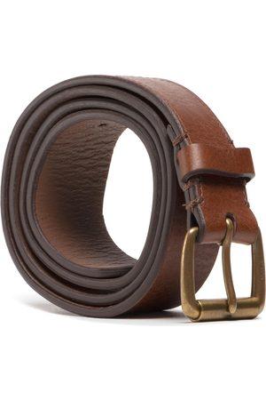 Polo Ralph Lauren Mężczyzna Paski - Pasek Męski - Rgd Chrm Bt 405826042002 Brown