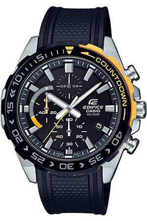 Casio Zegarek - Edefice EFR-566PB-1AVUEF Silver/Black