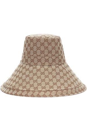 Gucci Kobieta Kapelusze - GG Supreme canvas hat