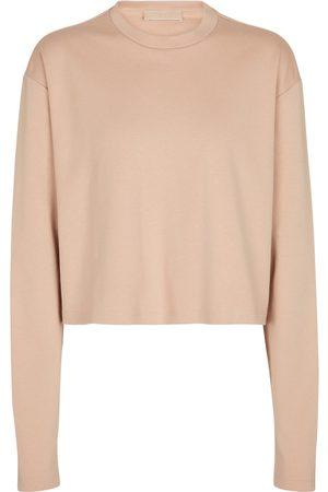 WARDROBE.NYC Kobieta Bluzki - Cotton jersey top