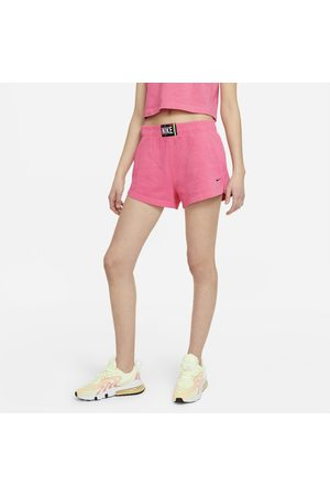 Nike Kobieta Szorty sportowe - Spodenki damskie Sportswear - Różowy