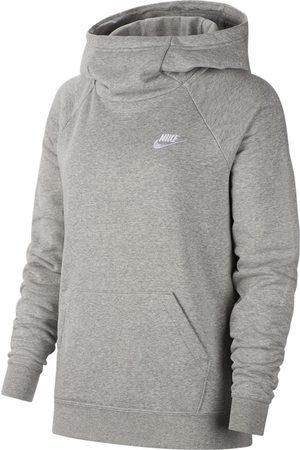Bluzy z kapturem - Nike W NSW Essential FLC Hoodie (BV4116-063)