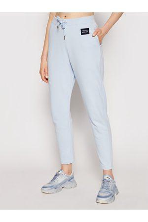 Tommy Hilfiger Spodnie dresowe Box Sweatpant WW0WW30258 Regular Fit