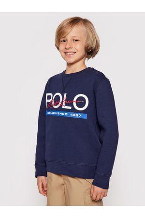 Polo Ralph Lauren Bluza Spring II 323800659 Granatowy Regular Fit