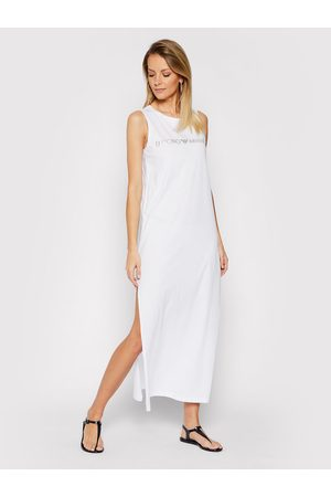 Emporio Armani Sukienka plażowa 262635 1P340 71610 Regular Fit