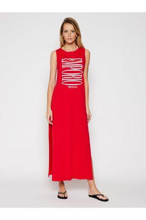 Emporio Armani Sukienka plażowa 262635 1P340 33974 Regular Fit
