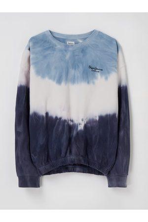 Pepe Jeans Dziewczynka Z krótkim rękawem - Bluza z efektem batiku