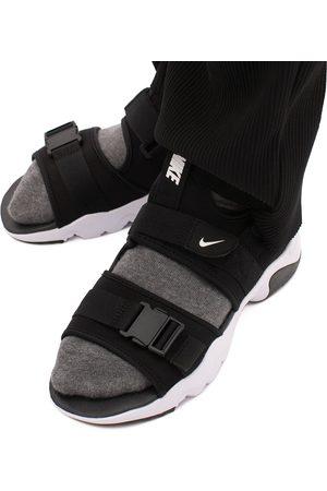 Mężczyzna Sandały - Nike Canyon Sandal Męskie Czarne (CI8797-002)