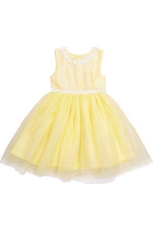 Rachel Riley Dziewczynka Sukienki koktajlowe i wieczorowe - Tulle dress and hairband set