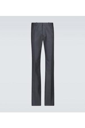 RAF SIMONS Spodnie z szeroką nogawką - Slightly flared pants