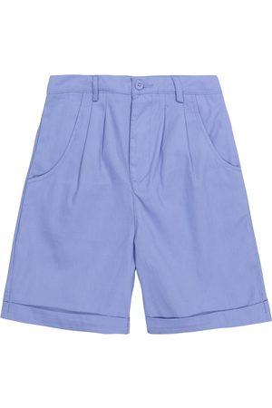 Rachel Riley Chłopiec Szorty - Cotton-blend shorts