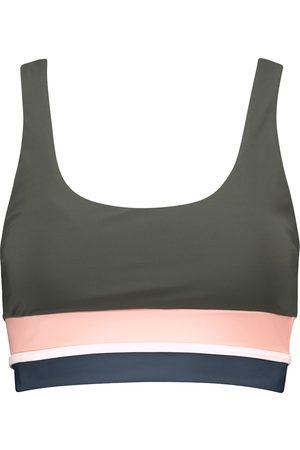 The Upside Kobieta Sportowe - Nadya stretch-jersey sports bra