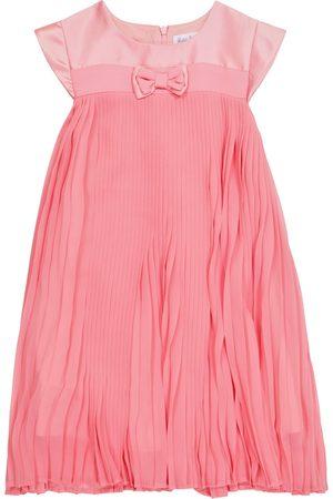 Rachel Riley Dziewczynka Sukienki - Pleated dress