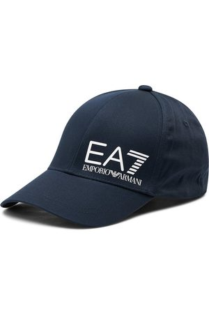 EA7 Czapka z daszkiem 275936 1P103 00036 Granatowy