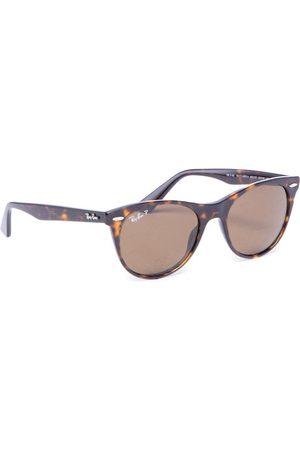 Ray-Ban Okulary przeciwsłoneczne Wayfarer II 0RB2185 902/57