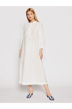Max Mara Sukienka plażowa Ebrid 32210618 Regular Fit