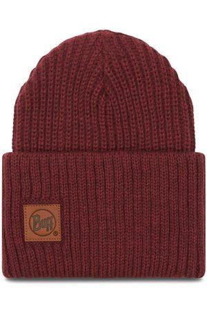 Buff Czapka Knitted Hat 117845.632.10.00 Bordowy