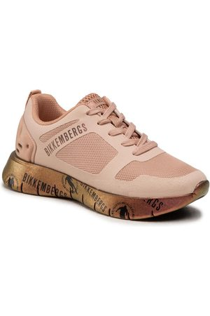 Bikkembergs Sneakersy Low Top Lace Up B4BKW0166
