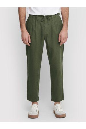 Only & Sons Spodnie materiałowe Leo 22013002 Regular Fit
