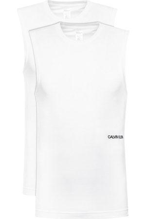 Calvin Klein Komplet 2 topów 000QS6199E Regular Fit