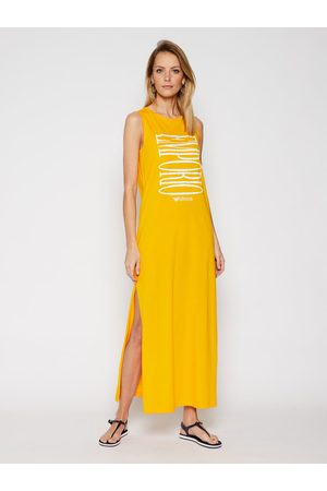 Emporio Armani Sukienka plażowa 262635 1P340 15362 Regular Fit