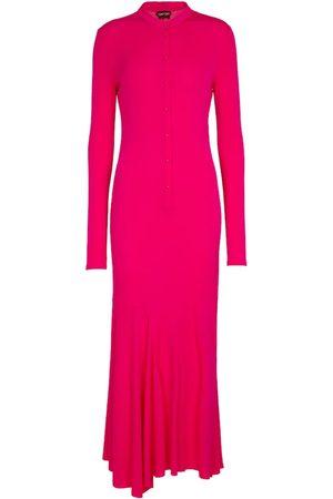 Tom Ford Kobieta Sukienki maxi - Jersey maxi dress