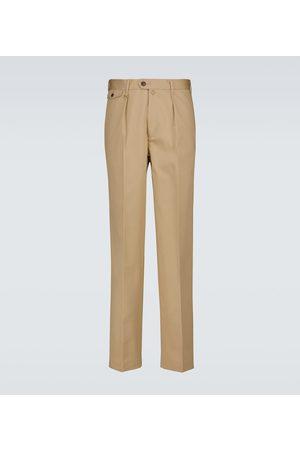 UNDERCOVER Chinosy - Cotton chino pants