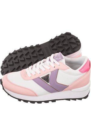 Guess Kobieta Sneakersy - Sneakersy Samsin Whipi FL5SIN ELE12 (GU110-a)