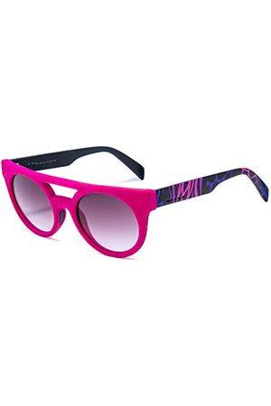 Italia Independent Unisex 0903V-018-ZEB okulary przeciwsłoneczne, różowe (różowe), 50.0