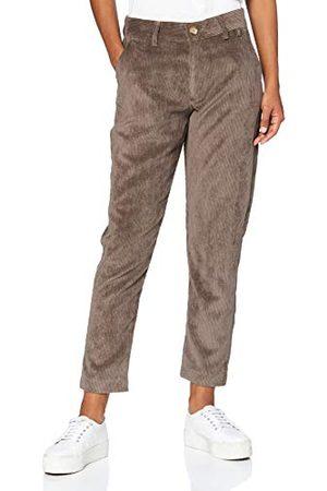 Herrlicher Damskie luźne spodnie ze stretchu