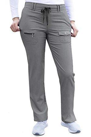 Adar Uniforms Damskie P4100HGRYL medyczne spodnie szorujące, wrzosowe, duże-US