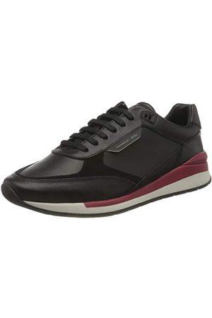 HUGO BOSS Buty męskie Element_Runn_gt3lt Sneaker, - (Black1) - 41 EU