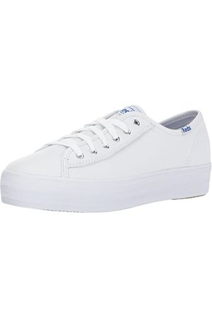 Keds Damskie buty sportowe Triple Kick Leather, - 35.5 EU