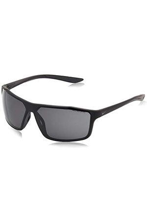 Nike-Sun Unisex Windstorm okulary przeciwsłoneczne, czarne, 140 mm