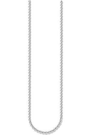 Thomas Sabo łańcuszek wenecki, srebro wysokiej próby 925 e srebro, colore: srebro, cod. KE1107-001-12-L42