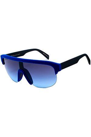 Italia Independent Okulary przeciwsłoneczne dla dorosłych 0911V-022-000, niebieskie (azul), 135.0